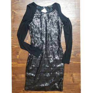Jessica Simpson, Sequence Dress